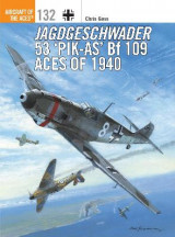 Omslag - Jagdgeschwader 53 'Pik-AS' Bf 109 Aces of 1940