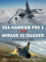Omslag - Sea Harrier FRS 1 vs Mirage III/Dagger