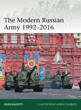 Omslag - The Modern Russian Army 1992-2016
