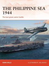 Omslag - The Philippine Sea 1944