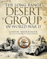 Omslag - The Long Range Desert Group in World War II