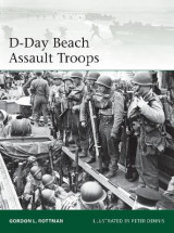 Omslag - D-Day Beach Assault Troops