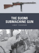 Omslag - The Suomi Submachine Gun