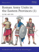 Omslag - Roman Army Units in the Eastern Provinces: No. 1