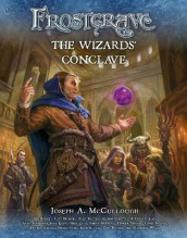Frostgrave: The Wizards' Conclave av Joseph A. McCullough (Heftet)