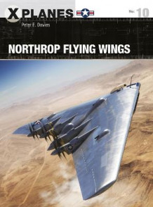 Northrop Flying Wings av Peter E. Davies (Heftet)