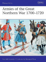 Omslag - Armies of the Great Northern War 1700-1720