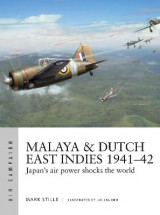 Omslag - Malaya & Dutch East Indies 1941-42