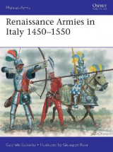 Omslag - Renaissance Armies in Italy 1450-1550