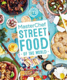 Masterchef: Street Food of the World av Genevieve Taylor (Innbundet)