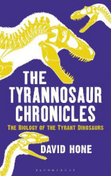 Omslag - The Tyrannosaur Chronicles
