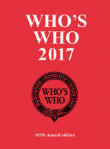 Omslag - Who's Who 2017