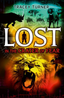 Lost... in the Crater of Fear av Tracey Turner (Heftet)