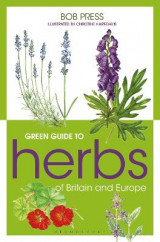 Omslag - Green Guide to Herbs of Britain and Europe