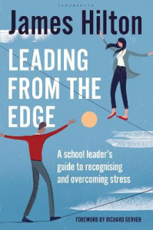 Leading from the Edge av James Hilton (Heftet)