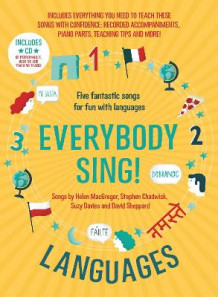 Everybody Sing! Languages (Heftet)