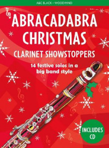 Abracadabra Christmas: Clarinet Showstoppers av Christopher Hussey (Heftet)