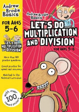Omslag - Let's Do Multiplication and Division 5-6