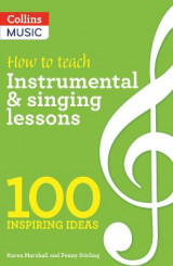 Omslag - How to teach Instrumental & Singing Lessons