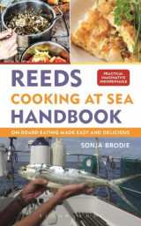 Omslag - Reeds Cooking at Sea Handbook