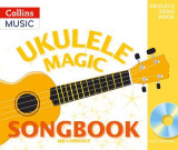 Omslag - Ukulele Magic Songbook