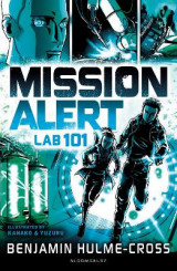 Omslag - Mission Alert: Lab 101