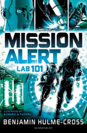 Mission Alert: Lab 101 av Benjamin Hulme-Cross (Heftet)