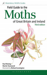 Omslag - Field Guide to the Moths of Great Britain and Ireland