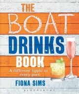 Omslag - The Boat Drinks Book