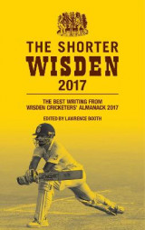 Omslag - Wisden Cricketers' Almanack 2017