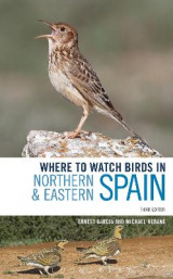 Omslag - Where to Watch Birds in Northern and Eastern Spain