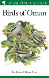 Omslag - Birds of Oman
