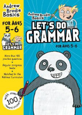 Omslag - Let's Do Grammar 5-6: 5-6
