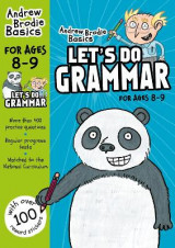 Omslag - Let's Do Grammar 8 - 9: 8-9