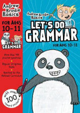Omslag - Let's Do Grammar 10 - 11: 10-11