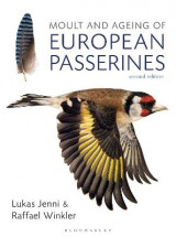 Omslag - Moult and Ageing of European Passerines