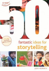 Omslag - 50 Fantastic Ideas for Storytelling