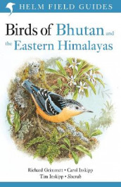 Birds of Bhutan and the Eastern Himalayas av Carol Inskipp og Tim Inskipp (Heftet)