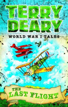 The Last Flight av Terry Deary (Heftet)