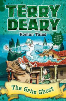 Roman Tales: The Grim Ghost av Terry Deary (Heftet)