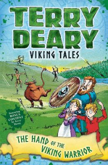 Viking Tales: The Hand of the Viking Warrior av Terry Deary (Heftet)