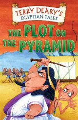 Omslag - Egyptian Tales: The Plot on the Pyramid