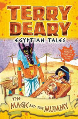 Omslag - Egyptian Tales: The Magic and the Mummy