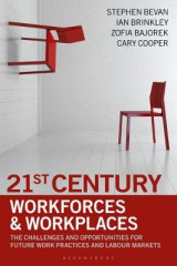 Omslag - 21st Century Workforces and Workplaces
