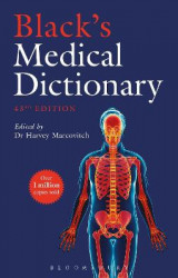 Omslag - Black's Medical Dictionary