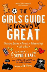 Omslag - The Girls' Guide to Growing Up Great