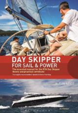 Omslag - Day Skipper for Sail and Power