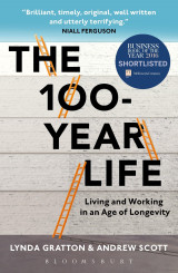 Omslag - The 100-year life