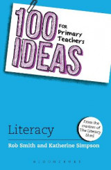 Omslag - 100 Ideas for Primary Teachers: Literacy