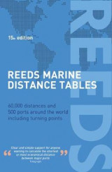 Omslag - Reeds Marine Distance Tables 15th edition